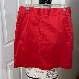 Banana Republic Trina Turk Collection A-line Skirt